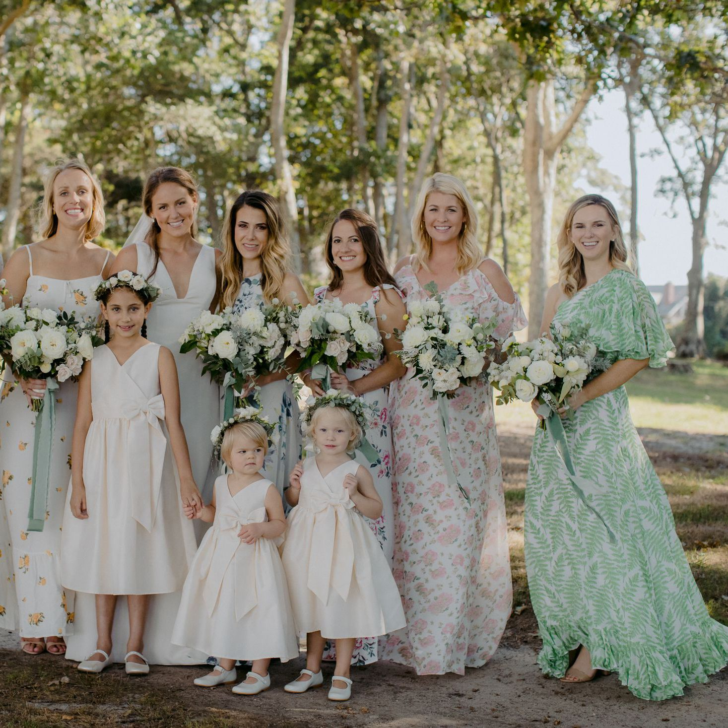 33 Summer Bridesmaid Dresses Under 200
