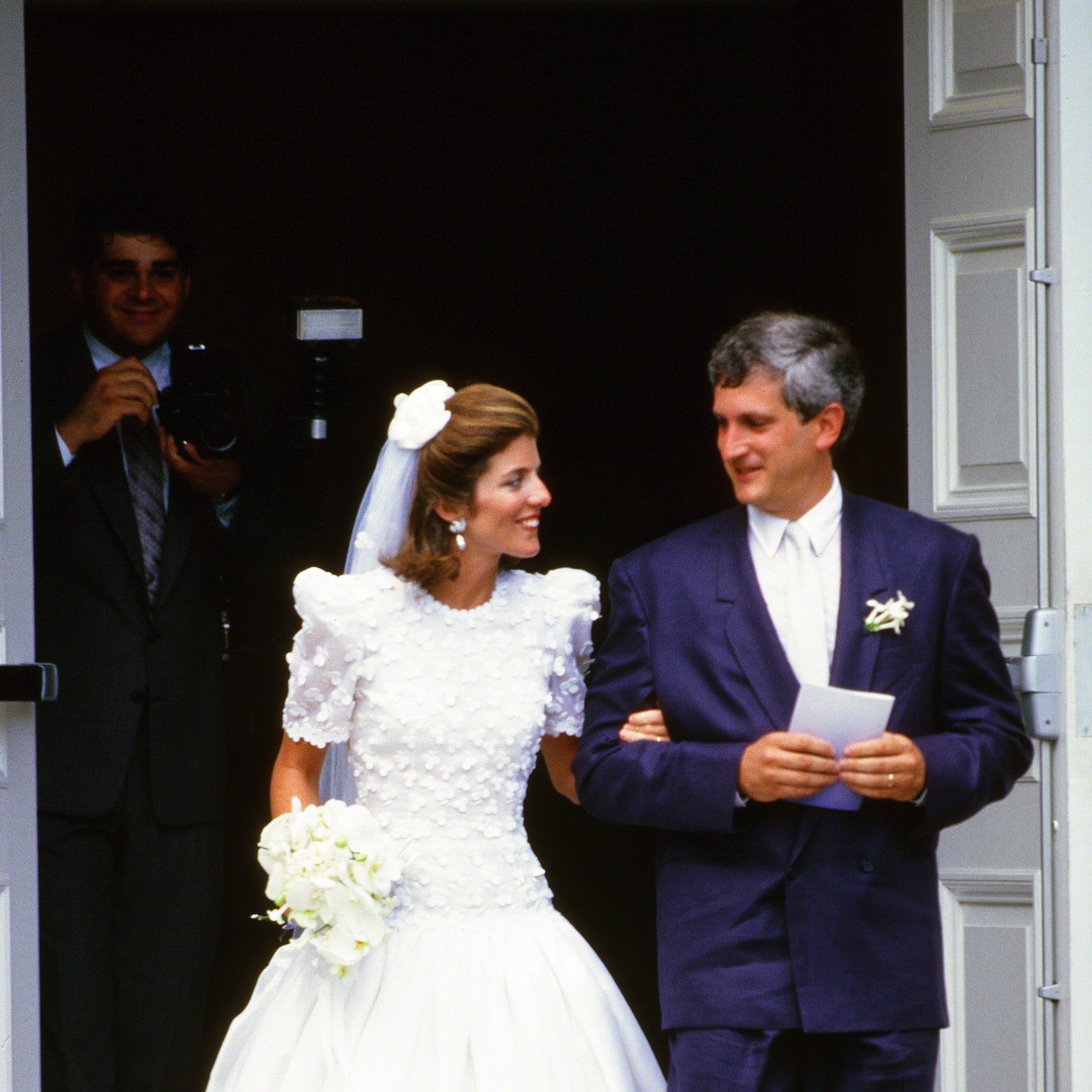 5 Iconic Brides Who Wore Carolina Herrera