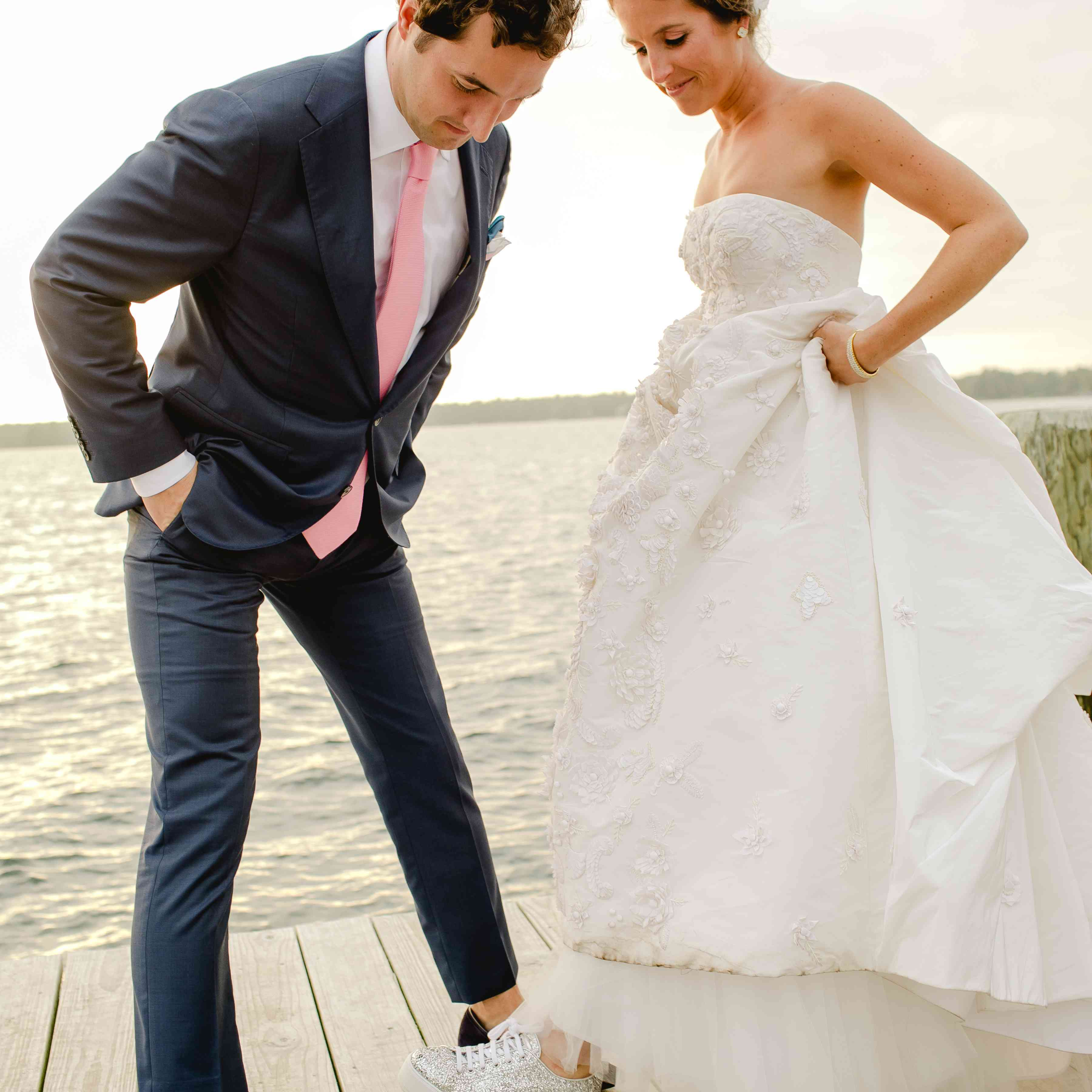 brides sneakers