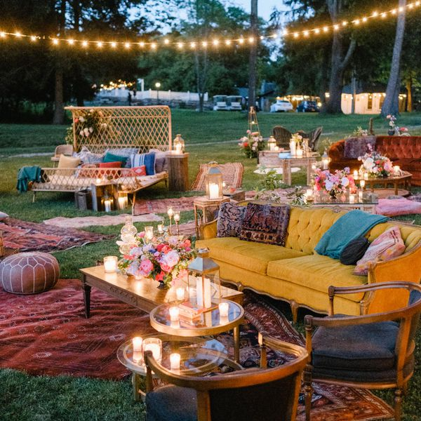 Outside Wedding Food Ideas: 20 Bridal Shower Theme Ideas To Get You Inspired