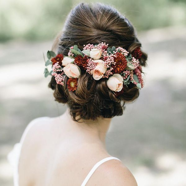 Hairstyle Ideas For Wedding: 27 Wedding Hairstyles That Work Well With Veils