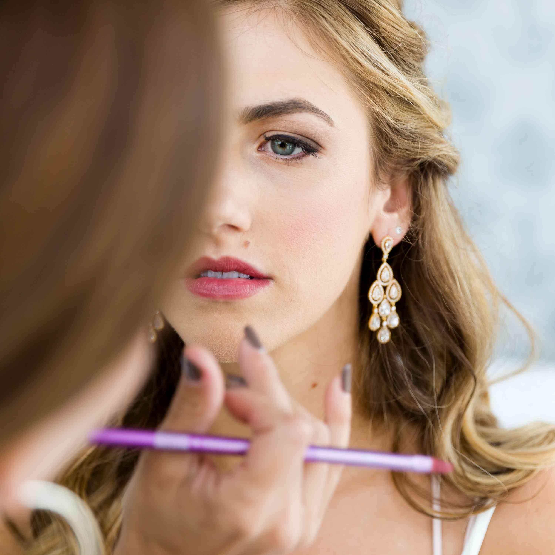 makeup lipstick pink lipstick