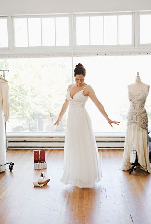 6 Must-Know Wedding Dress Shopping Tips for Plus-Size Brides