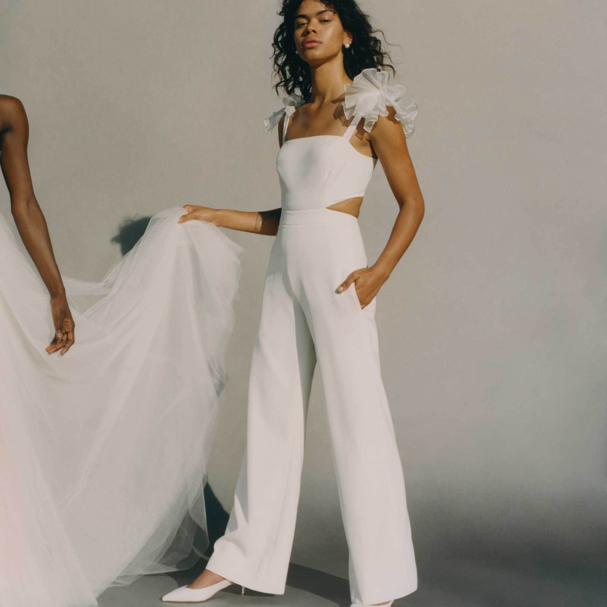20 Best Wedding Jumpsuits Of 2021