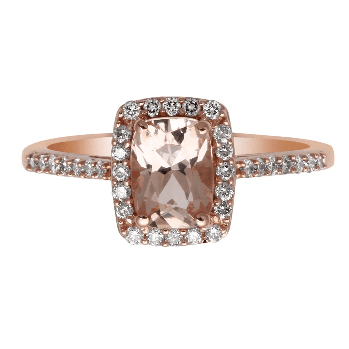 aff92f6165918 57 Exquisite Cushion-Cut Engagement Rings