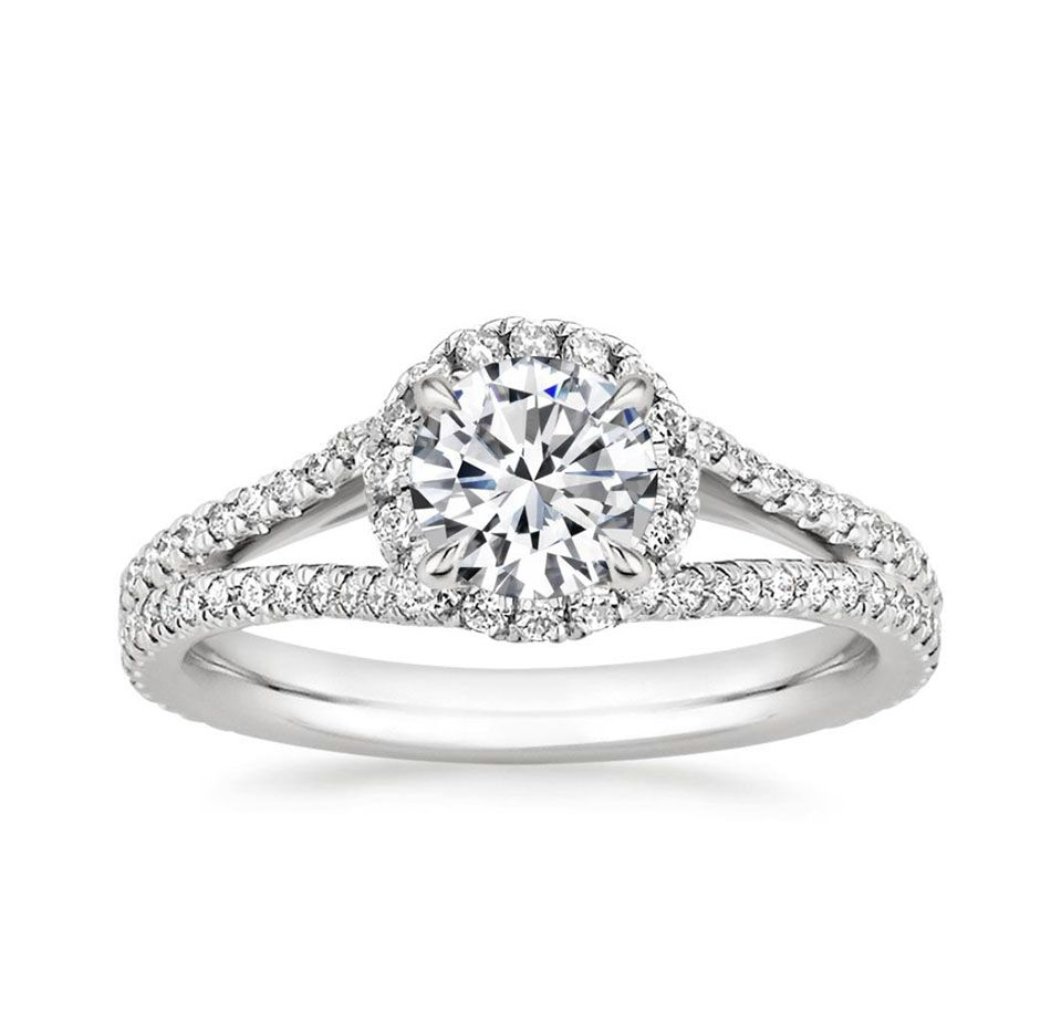 Split-Shank Ring