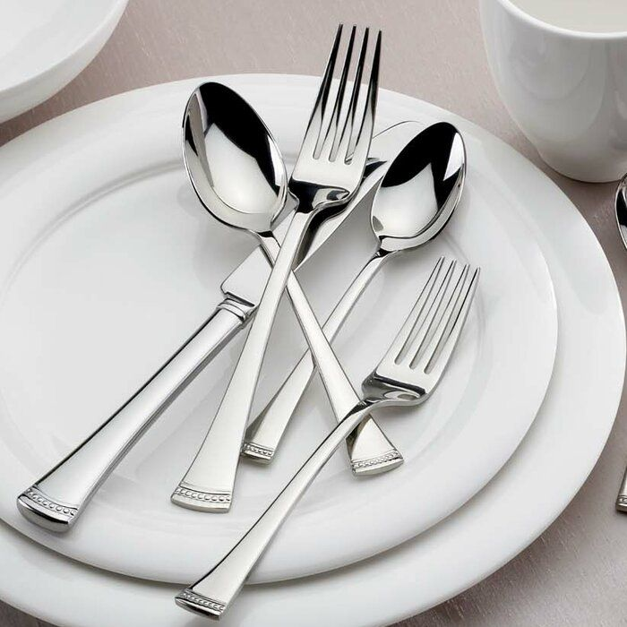 Lenox Portola flatware