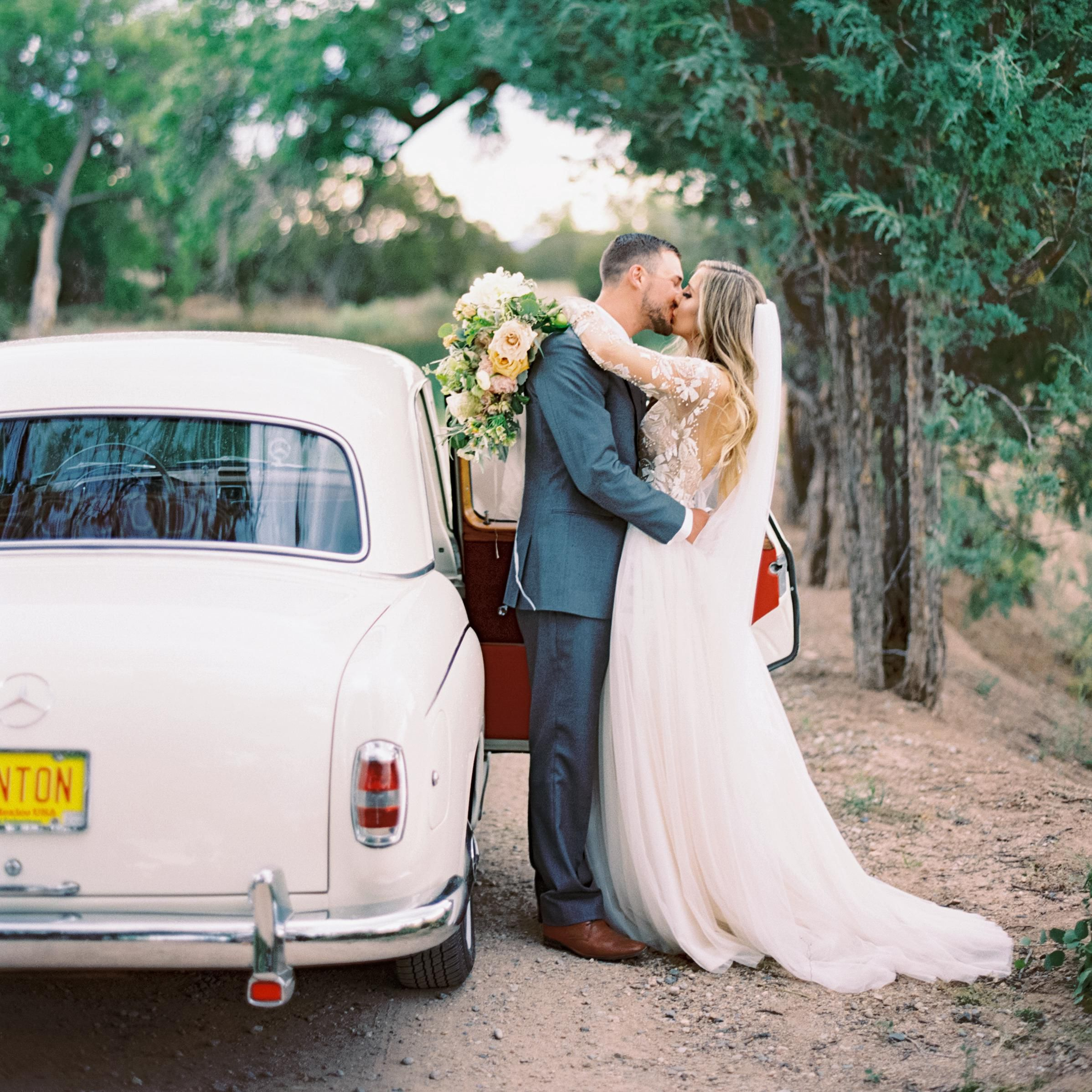 This Stunning New Mexico Wedding Will Have You Headed For The