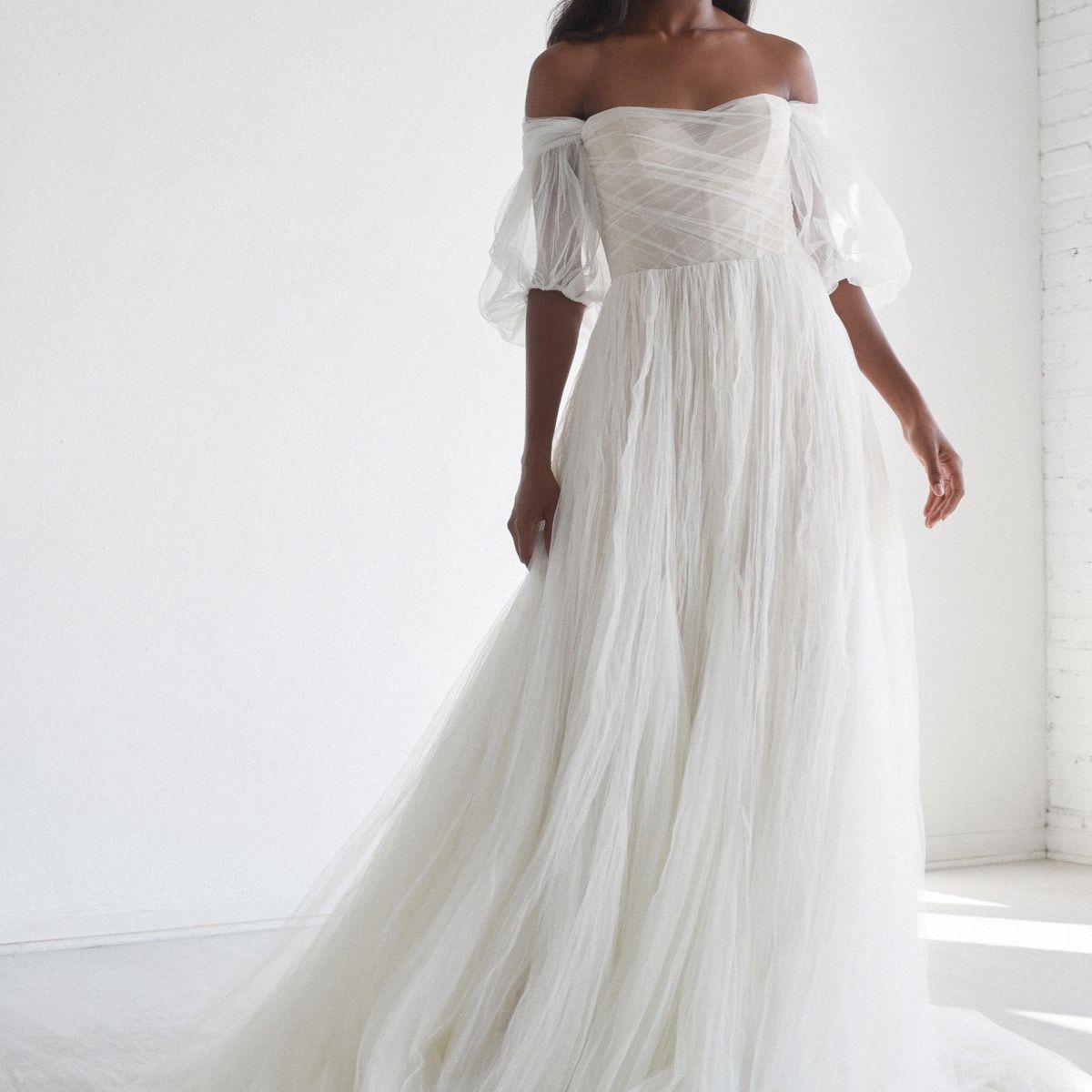 Watters Mist Bridal Gown