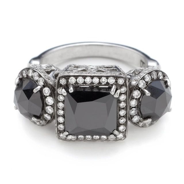 Anna Sheffield Astarte Ring