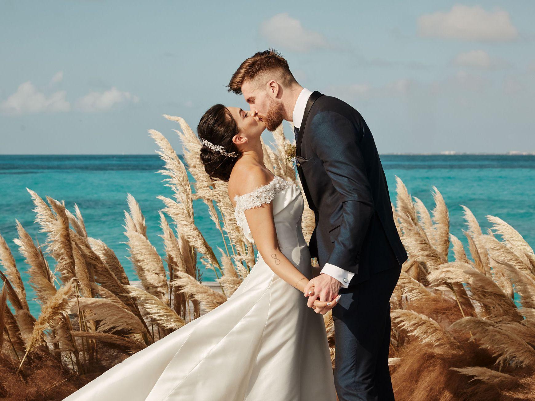 4fcdc116745cc Andreea Cristina's Intimate Destination Wedding in Mexico