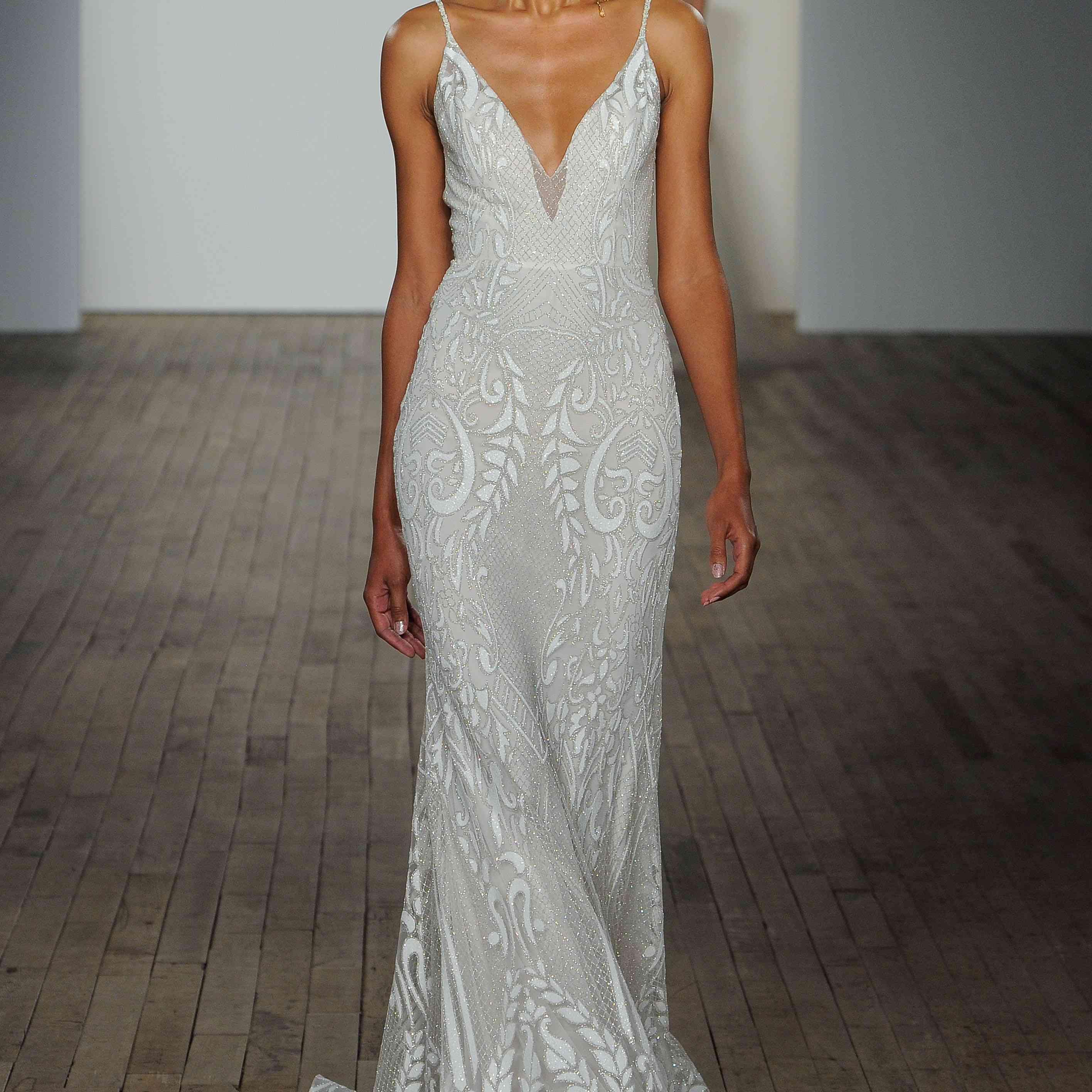 Sofia slip wedding dress lazaro