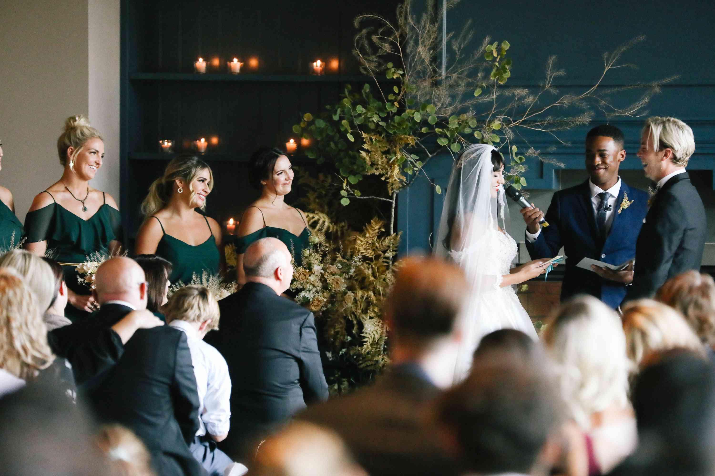 savannah and riker wedding, vows