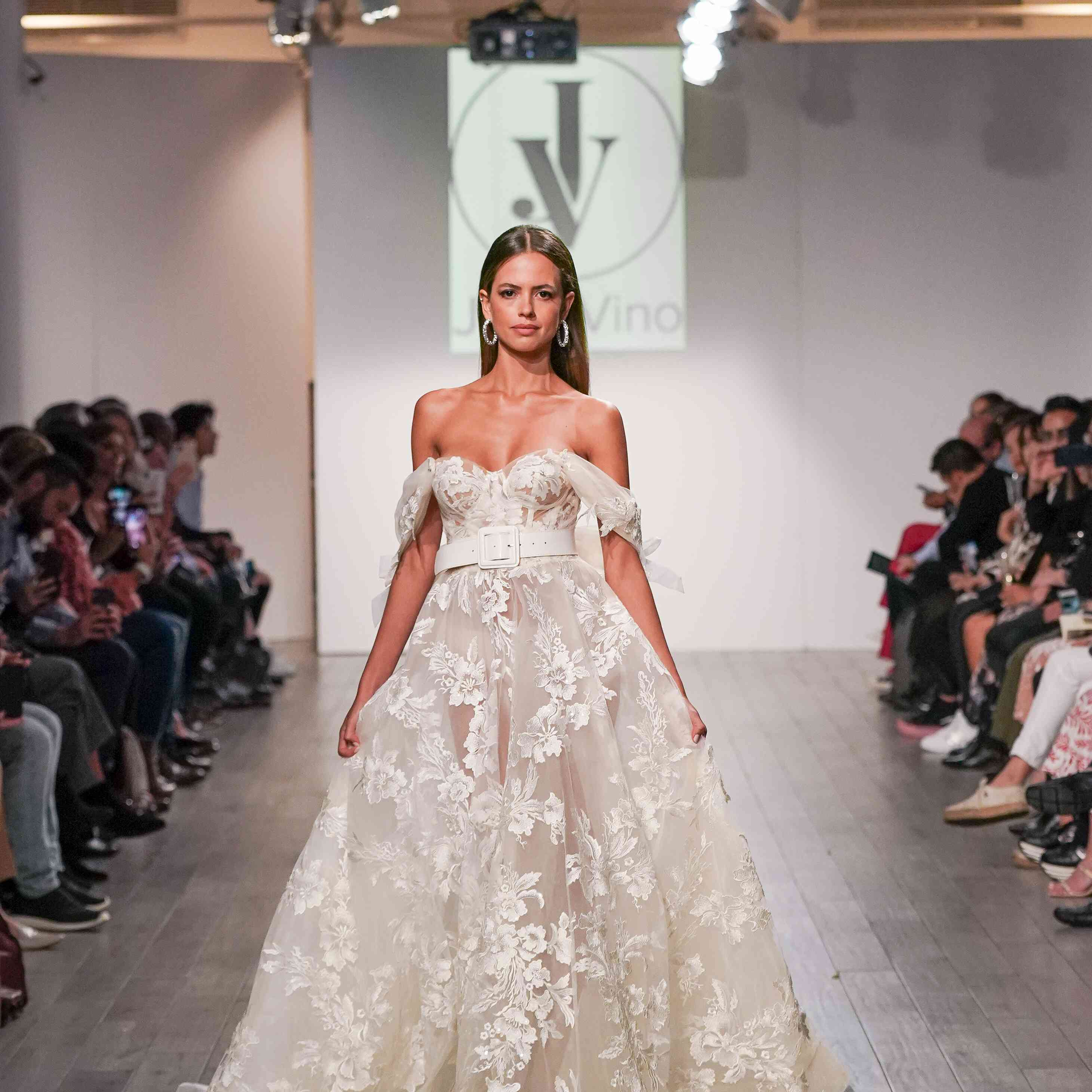 These Are The Wedding Dress Trends Our Editors Love For Fall 2020