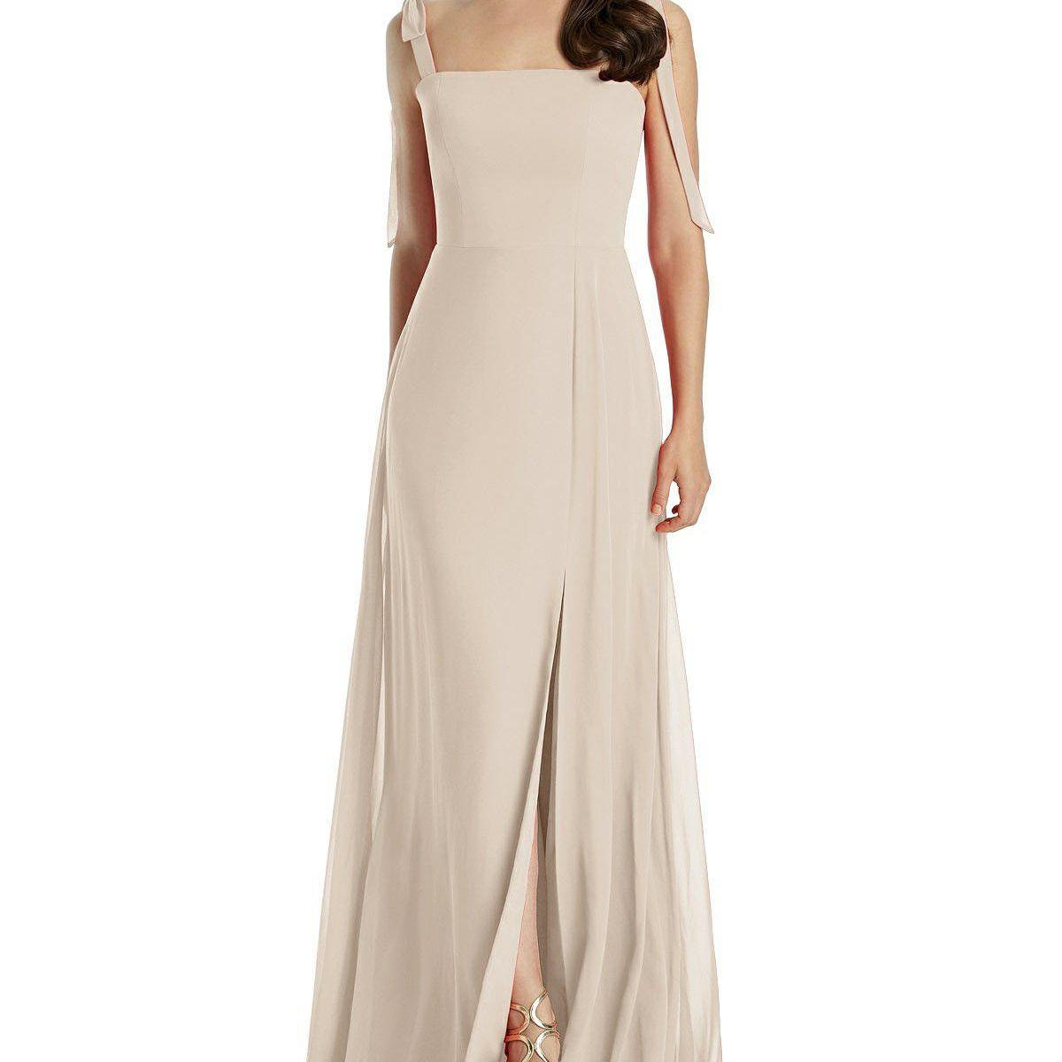 25 Beige Bridesmaid Dresses To Flatter Everyone