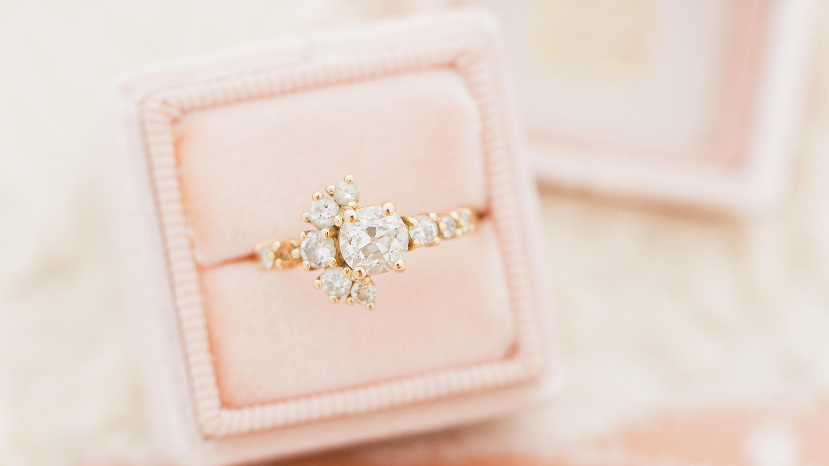 How To Upgrade The Diamond In Your Engagement Ring Guilt Free