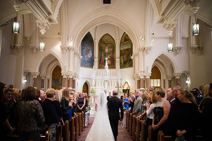 What Are the Key Components of a Catholic Wedding Ceremony?