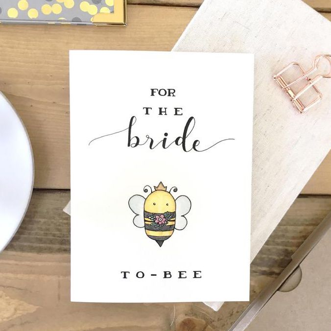Greeting Cards Pink Birthday Card Stationary Best Friend Gift Best Friend Birthday Gift Personalized Bridal Shower Gift Just For You Card