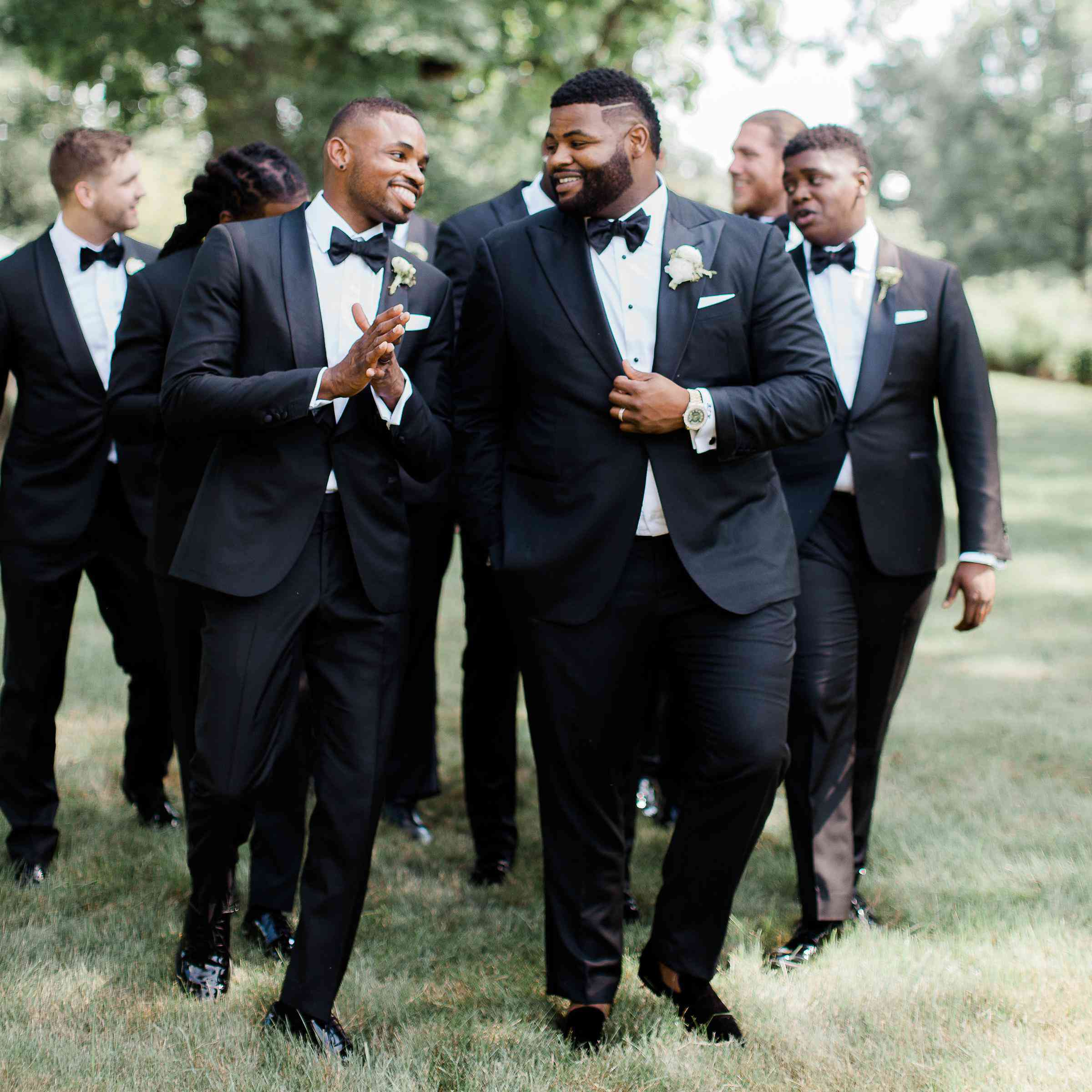 What Do Groomsmen Do The Morning Of The Wedding?