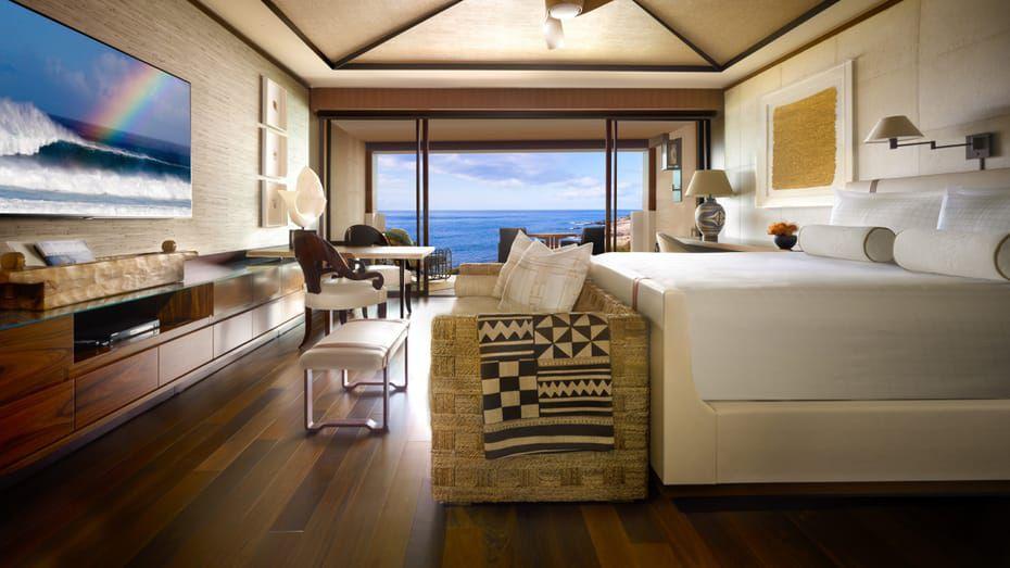 Four Seasons Resort Lanai, Lanai, Hawaii