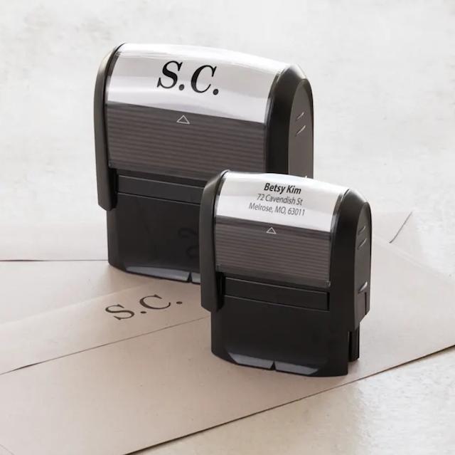 Custom Self Inking Stamp