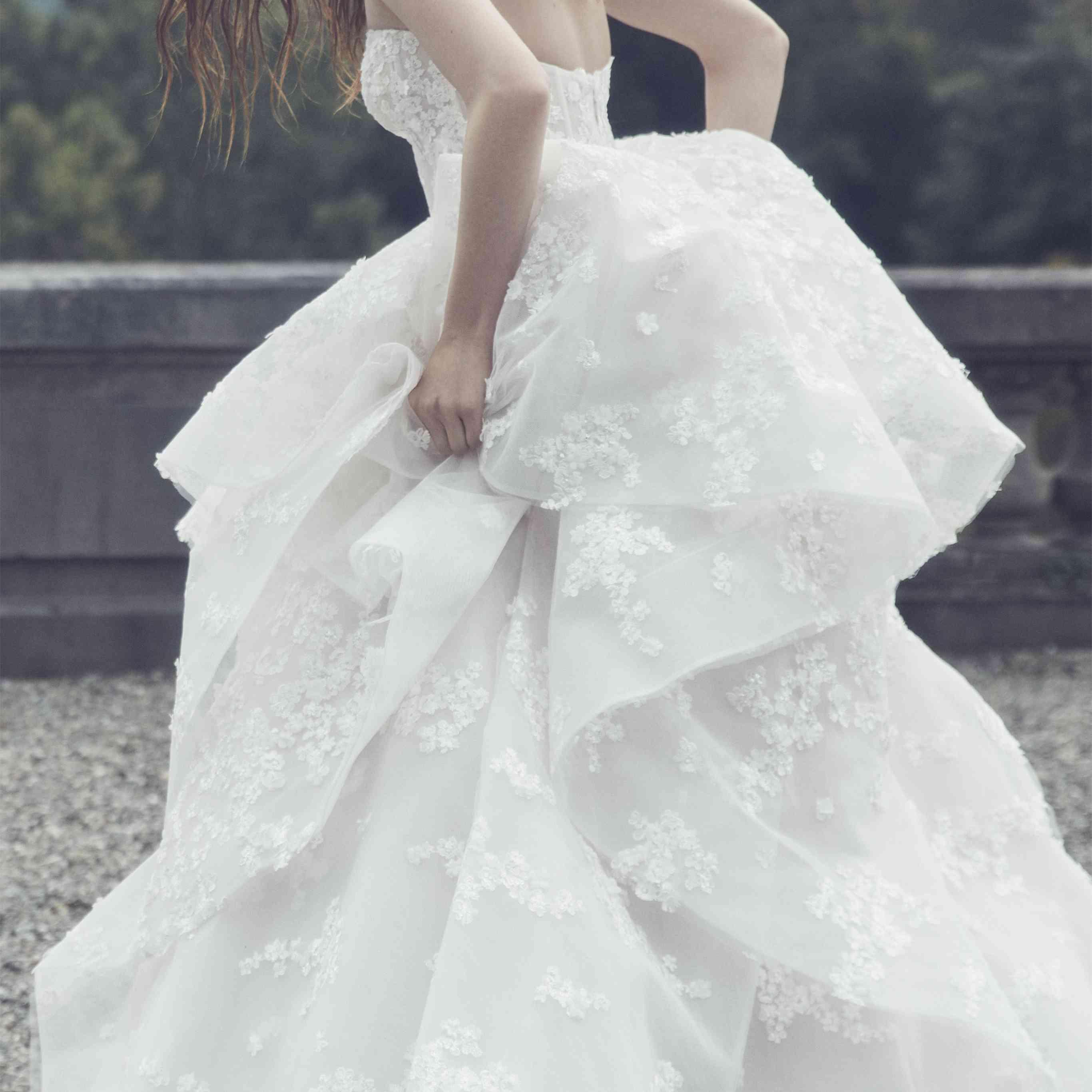 Monique Lhuillier Wedding Dresses By Season