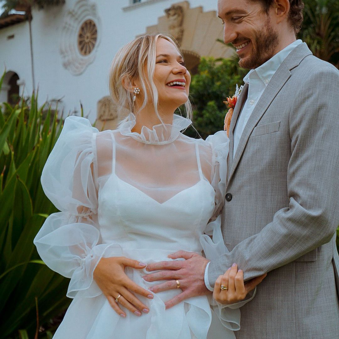 The 8 Best Maternity Wedding Dresses for Every Bridal Style