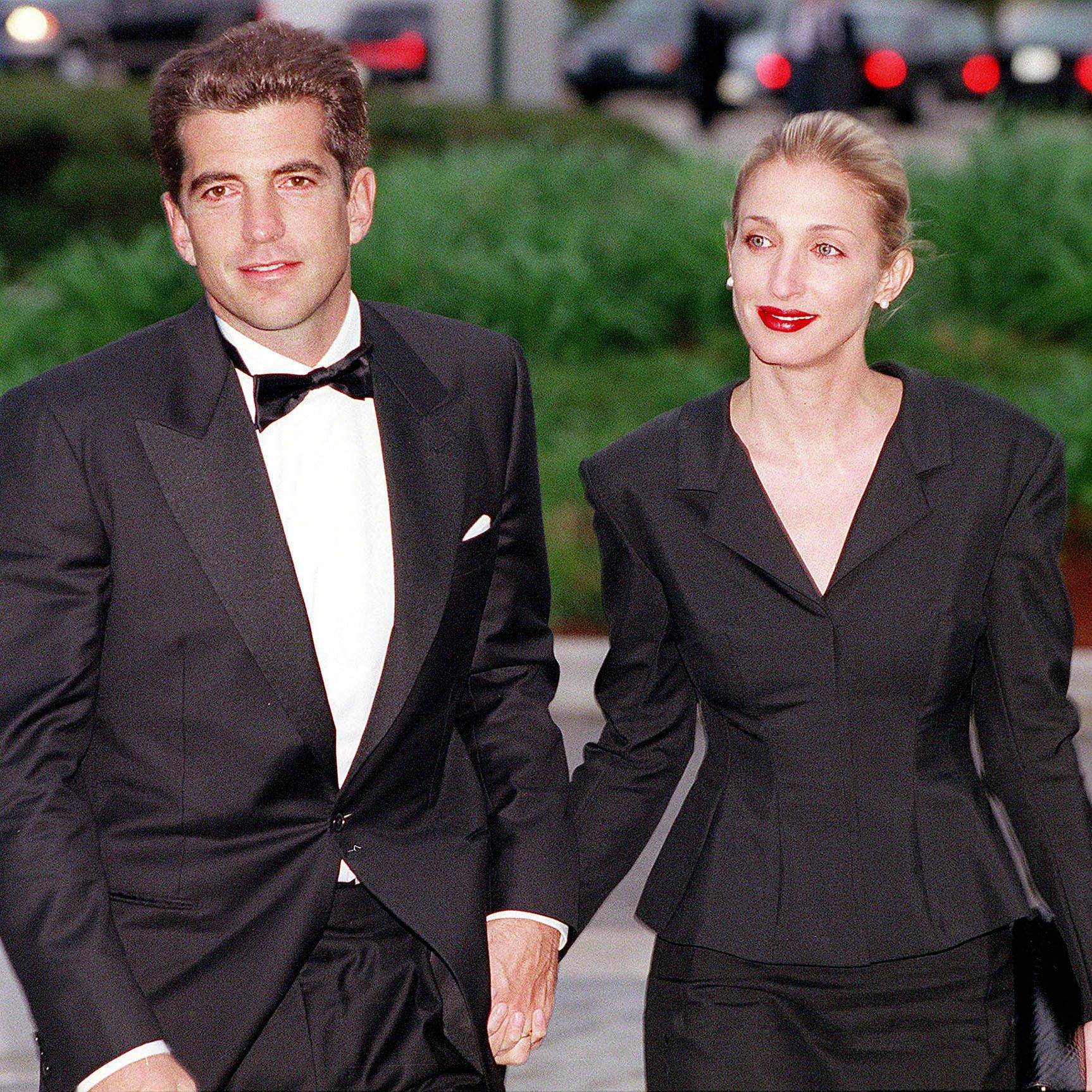 Never Before Seen Footage From John F Kennedy Jr And Carolyn Bessette Kennedy S Wedding To Air In 2 Hour Special
