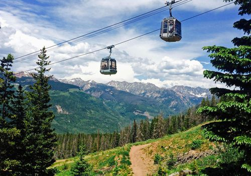 5 Spring Skiing Resorts That Bring the Romance