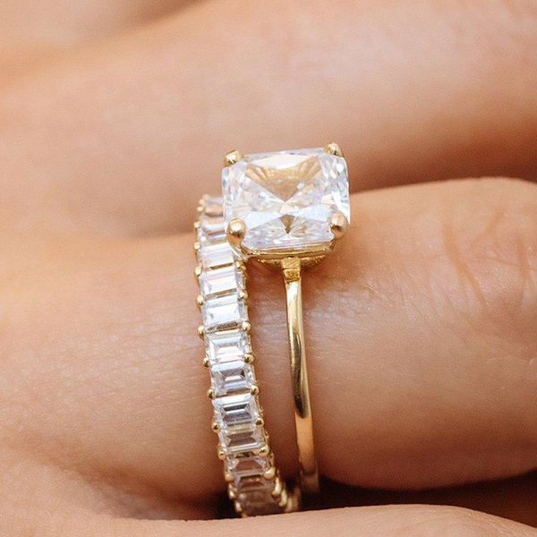 Engagement Ring Settings Styles Ideas Brides