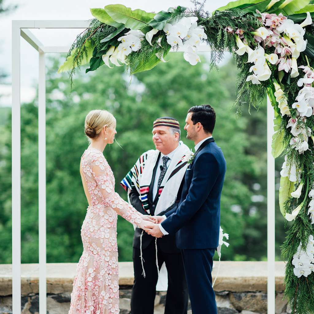 Bride And Groom Only Wedding Ideas: 60 Amazing Wedding Altar Ideas & Structures For Your Ceremony