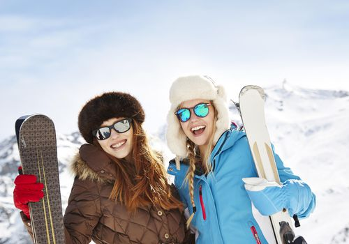 <p>Skiing Bachelorette Party</p>