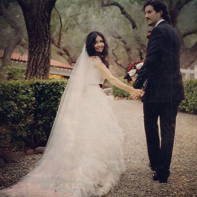Shannen Doherty Shares Stunning Photo Of Her Wedding Day