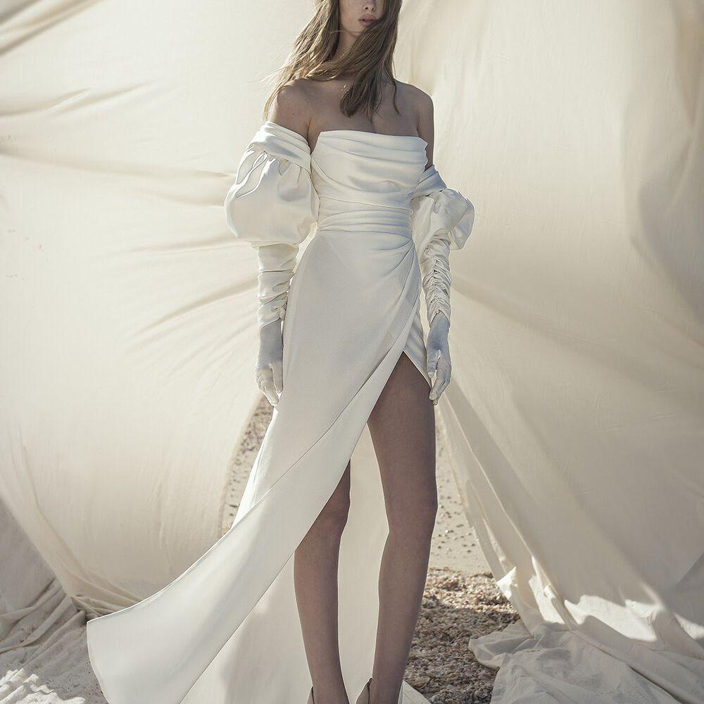 Alon Livné White Cassie Wedding Dress