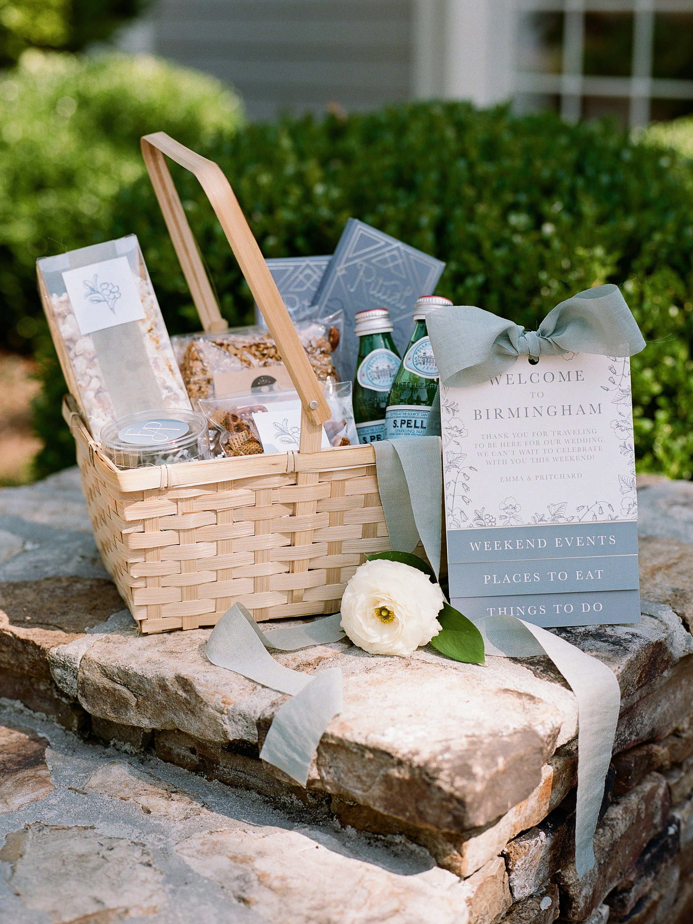 Do You Really Need To Give Guests Welcome Bags At Your Wedding