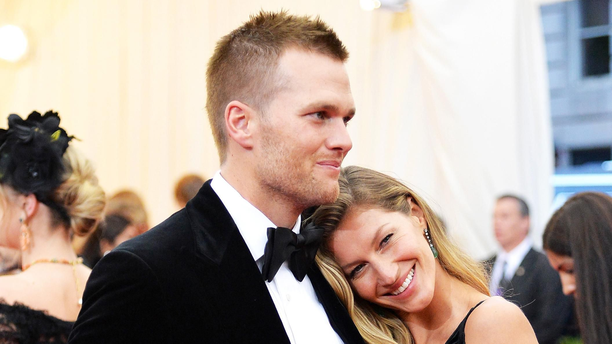 Gisele Bündchen Shares Details About Her and Tom Brady's