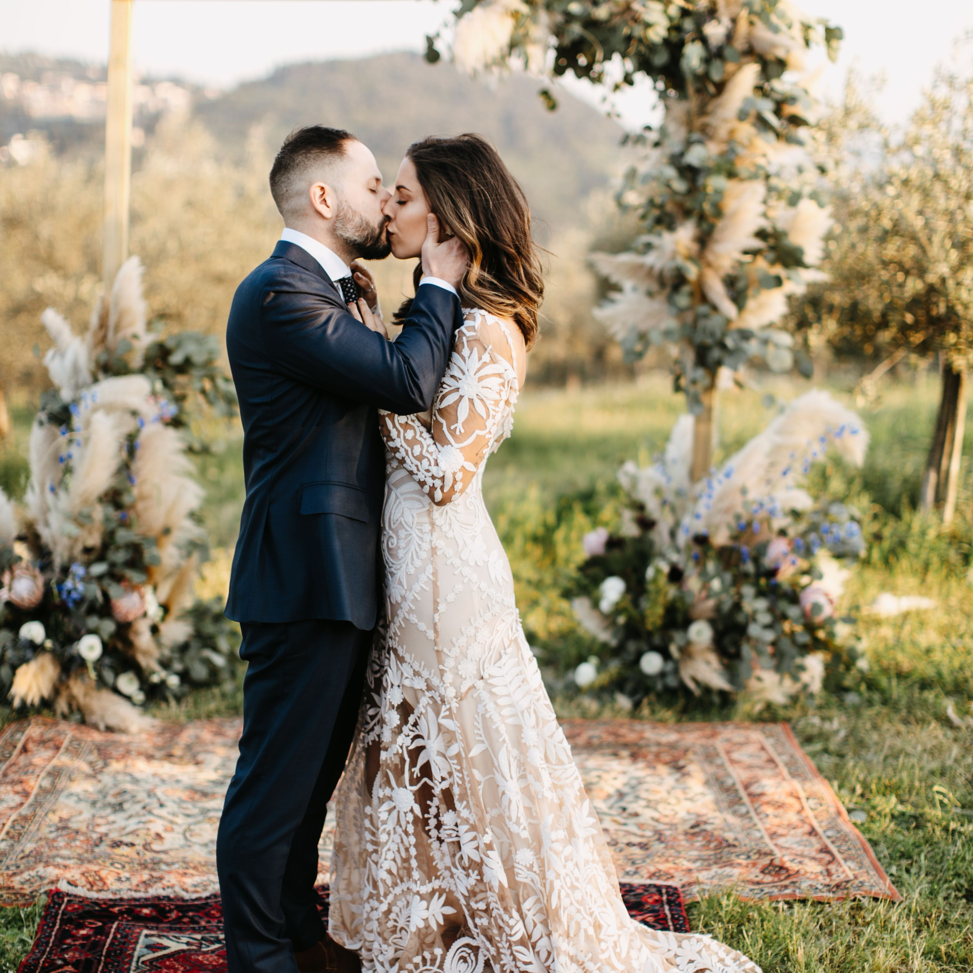 An Intimate Elopement In Italy