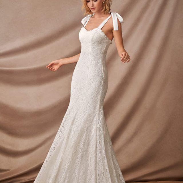 Azazie Rensa Bridal Gown $199