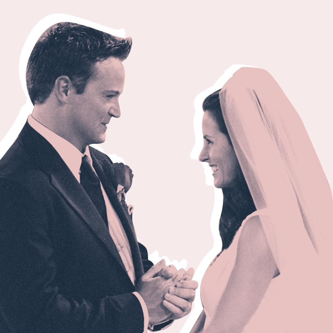 20 Famous Wedding Vows from Movies and TV to Inspire Your Own