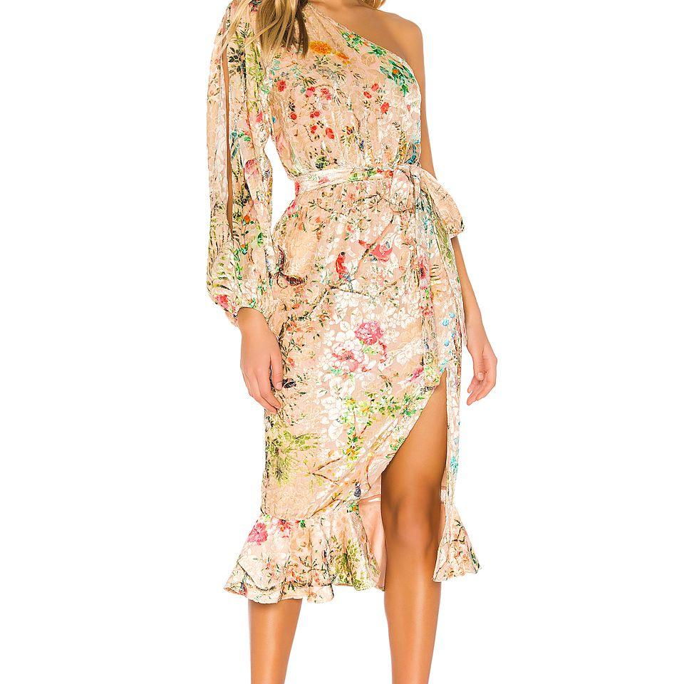 Hemant and Nandita Veena Dress, $358