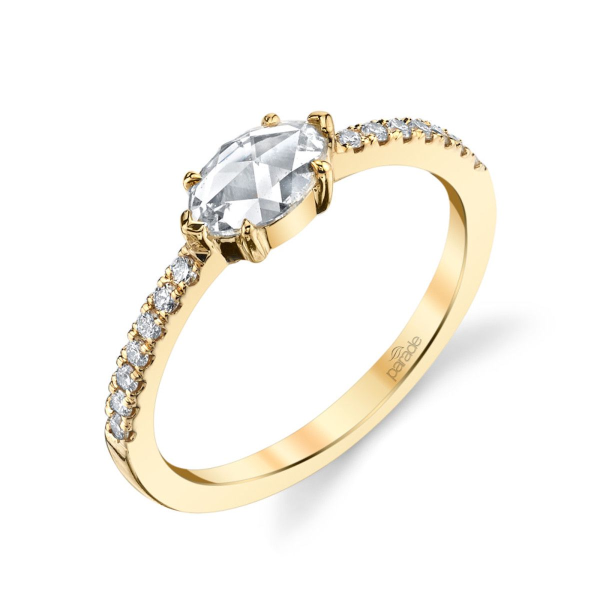 Parade Design Lumiere Bridal Ring