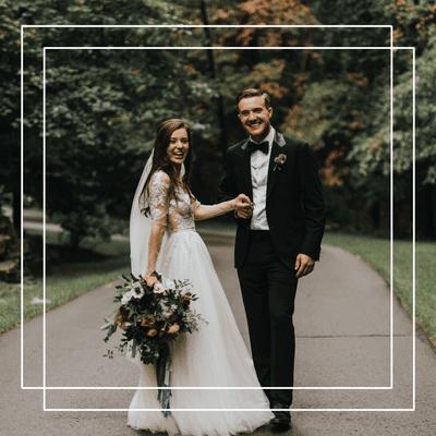 michigan fall wedding