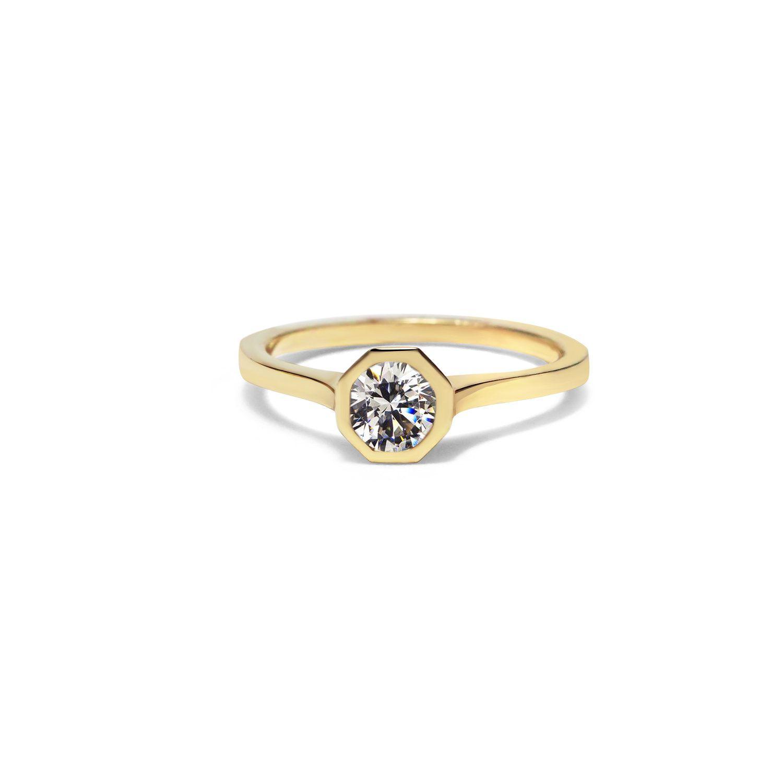 KatKim Cosma Diamond Ring