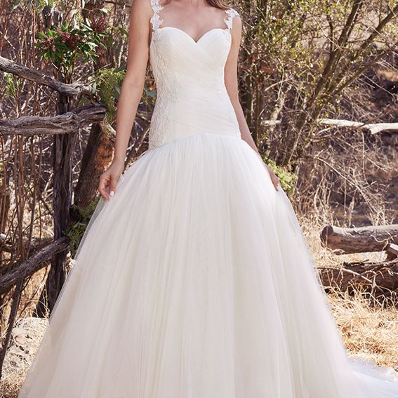 The Perfect Wedding Gown: How To Find The Perfect Wedding Dress For Your Body Type