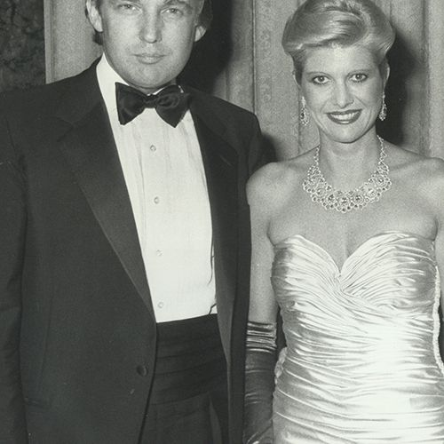Ivana And Donald Trump Wedding 1977.The Wives And Weddings Of Donald Trump