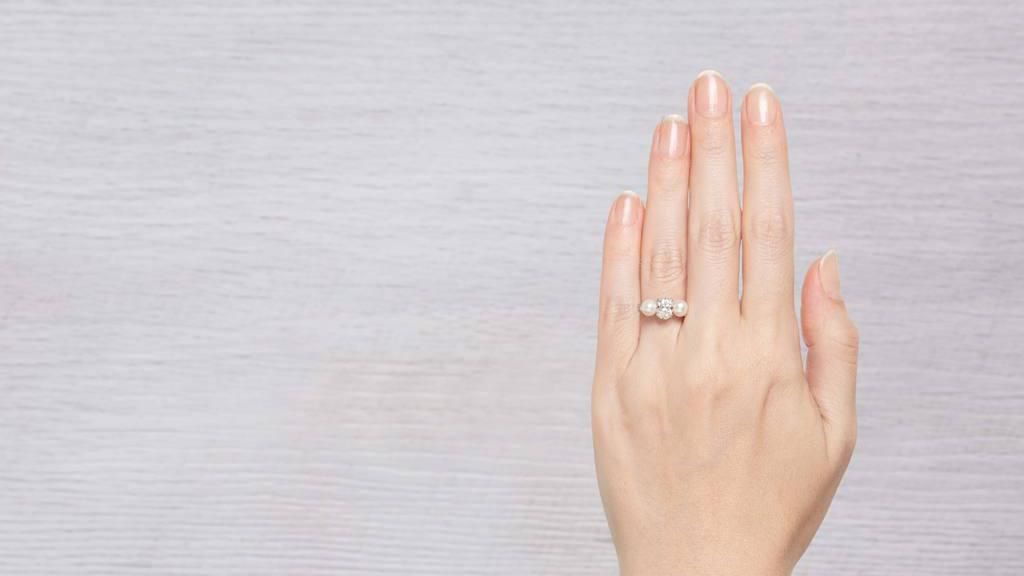 52 Polished Pearl Engagement Rings For The Timeless Bride