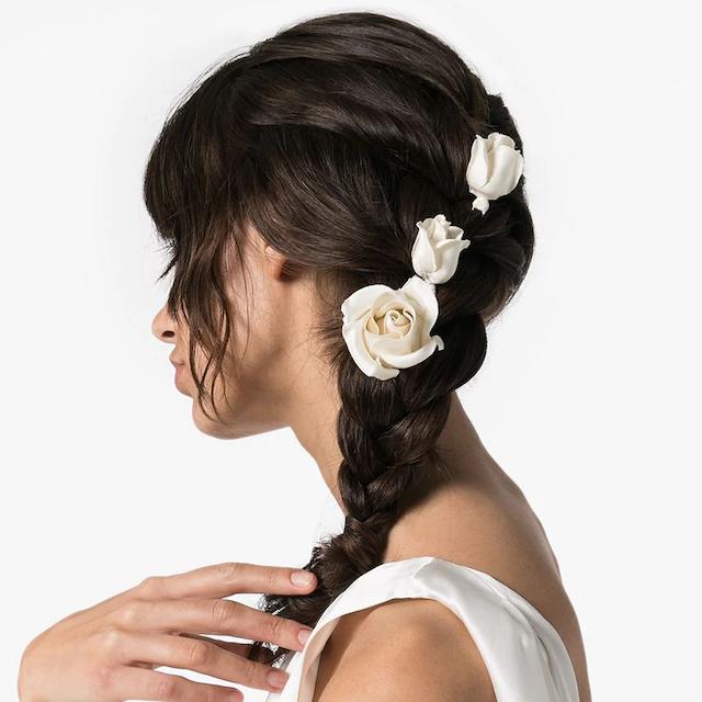 rosette hairpins