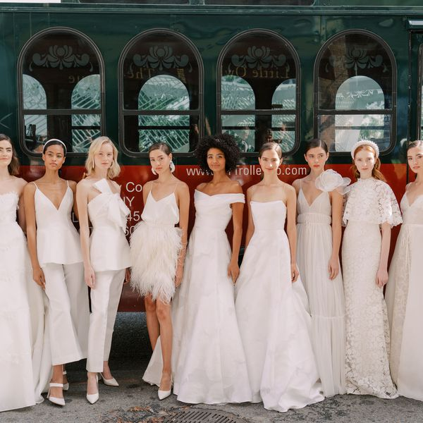 performance sportswear cheap sale lace up in Bridal Fashion Week 2020: Fall Collection | Brides