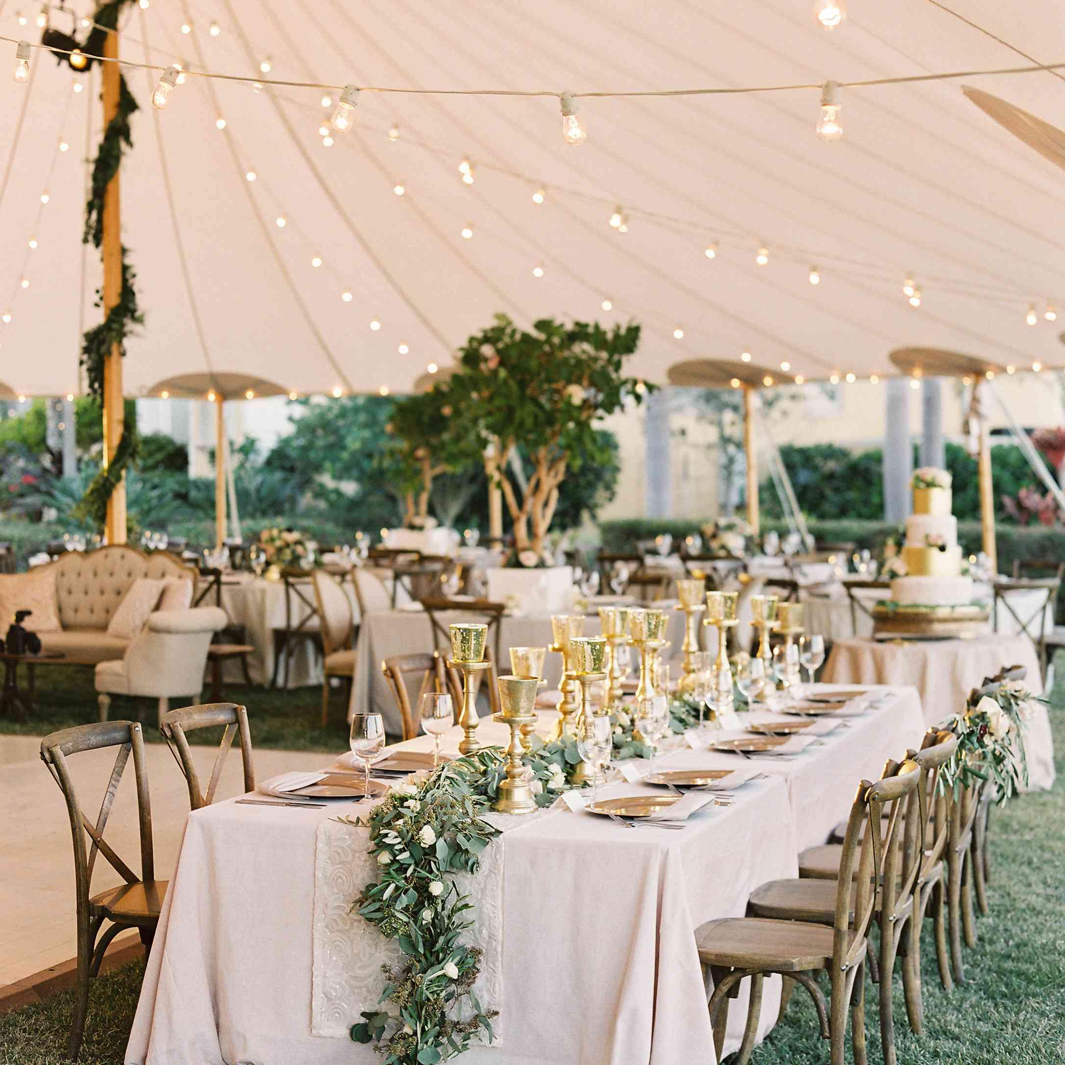 Wedding Table Ideas: 18 Fall Wedding Decor Ideas For Your Head Table