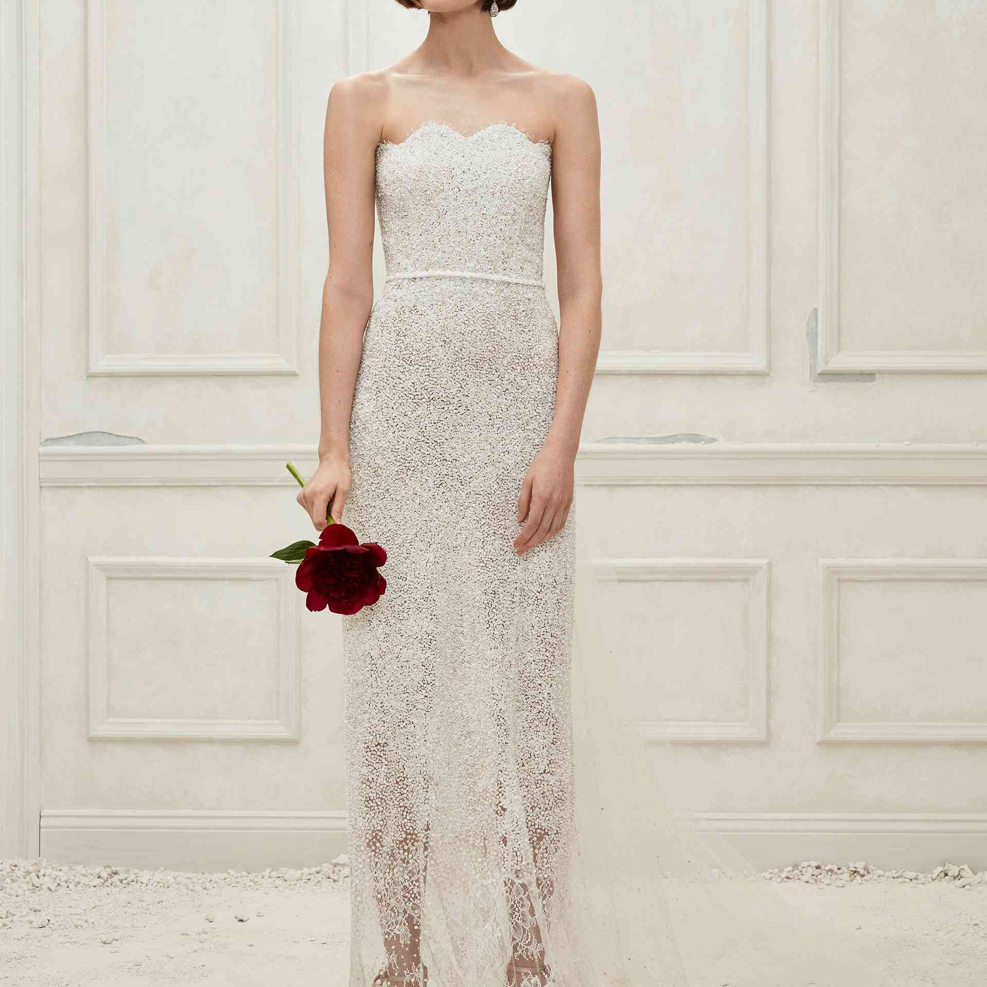 70 Sparkly Wedding Dresses For The Glamorous Bride